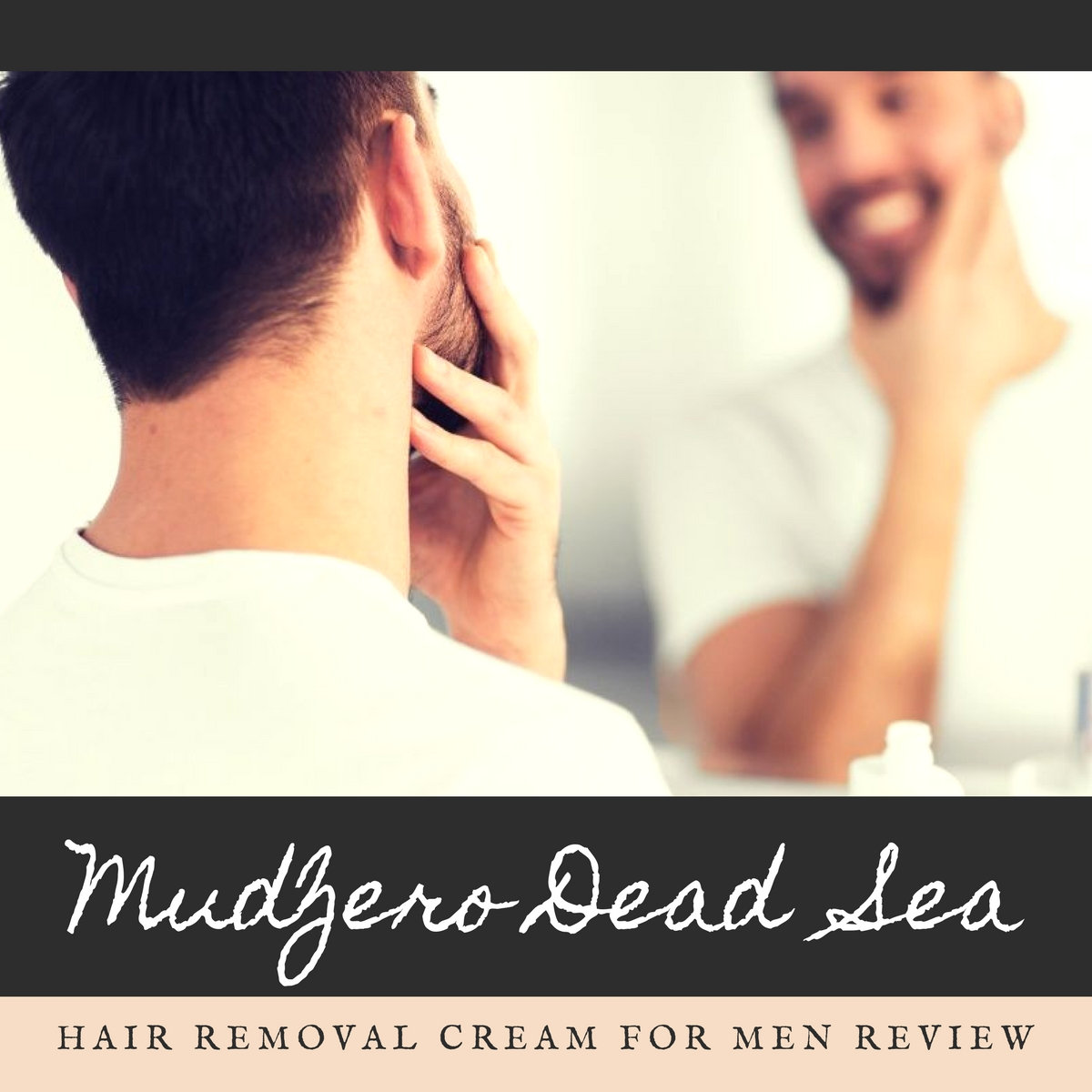 Mudzero Dead Sea Hair Removal Cream For Men Review Hairly There