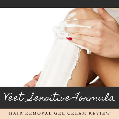Veet Hair Removal Gel Cream Sensitive Formula Review