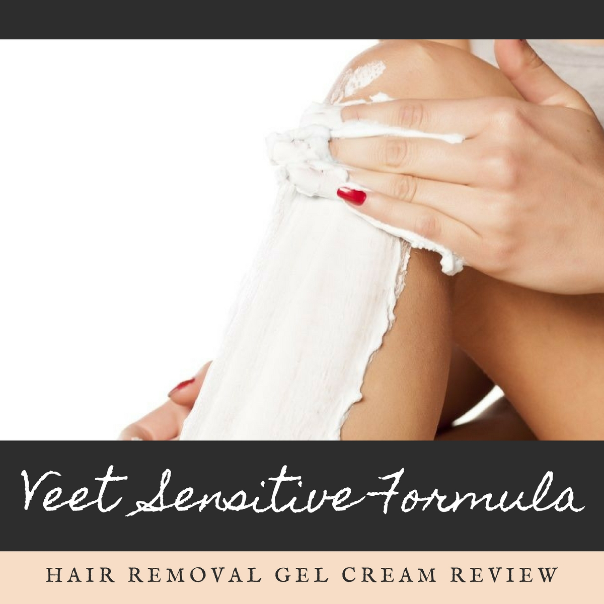 Veet Hair Removal Gel Cream Sensitive Formula Review Hairly There