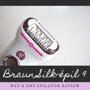 Braun Silk-épil 9 Wet & Dry Cordless Epilator Review